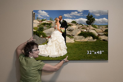 Ideal Photography, large print size comparisons